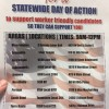 Statewide Day of Action